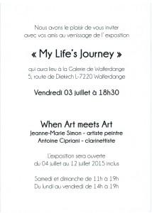 My Lifes Journey B 001